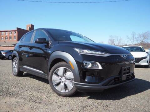 2020 Hyundai Kona EV for sale at Mirak Hyundai in Arlington MA