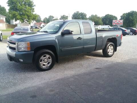 2007 Chevrolet Silverado 1500 for sale at MIKE'S CYCLE & AUTO - Mikes Cycle and Auto (Liberty) in Liberty IN