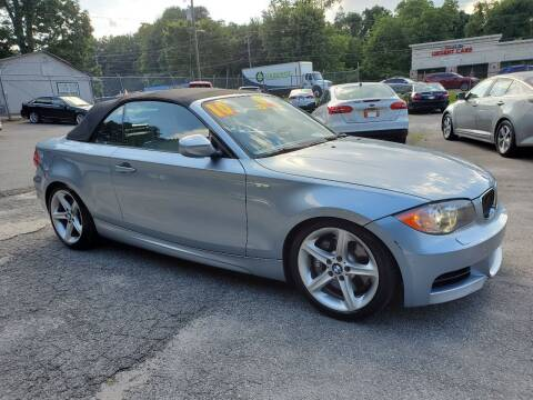 2010 BMW 1 Series for sale at Import Plus Auto Sales in Norcross GA