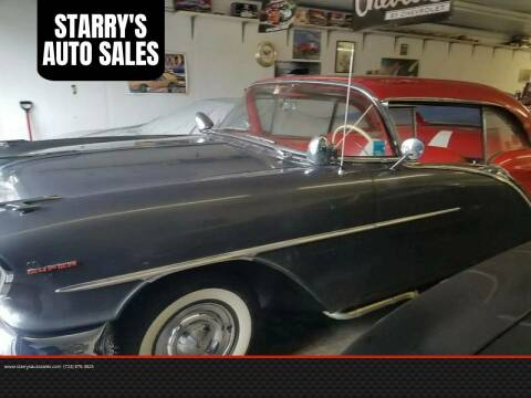 1957 Oldsmobile Super 88 for sale at STARRY'S AUTO SALES in New Alexandria PA