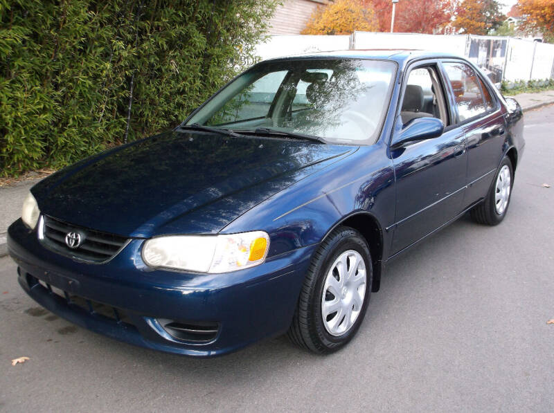 2001 Toyota Corolla for sale at Eastside Motor Company in Kirkland WA