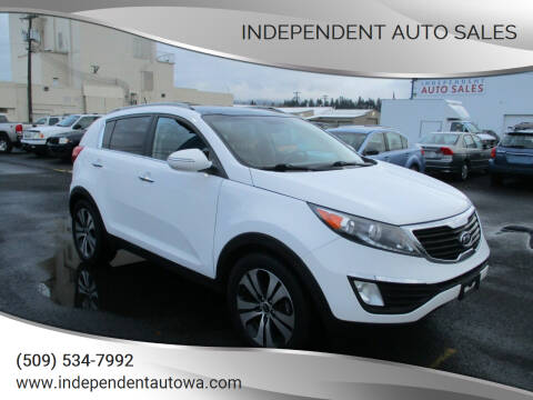 2011 Kia Sportage for sale at Independent Auto Sales in Spokane Valley WA