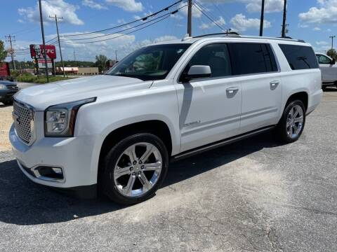 2017 GMC Yukon XL for sale at Modern Automotive in Boiling Springs SC