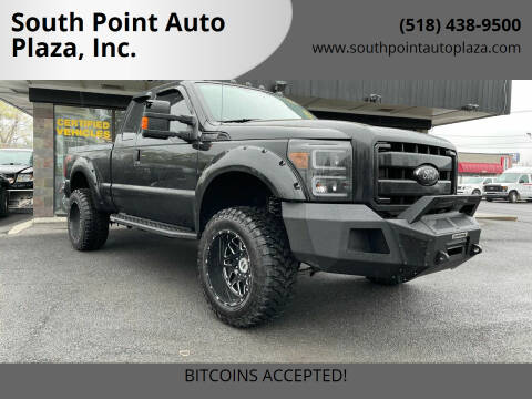 2014 Ford F-250 Super Duty for sale at South Point Auto Plaza, Inc. in Albany NY
