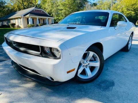 2013 Dodge Challenger for sale at E-Z Auto Finance in Marietta GA