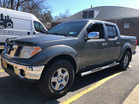 2006 Nissan Frontier for sale at Deleon Mich Auto Sales in Yonkers NY