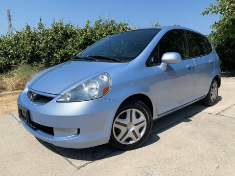 2008 Honda Fit for sale at Auto Hub, Inc. in Anaheim CA