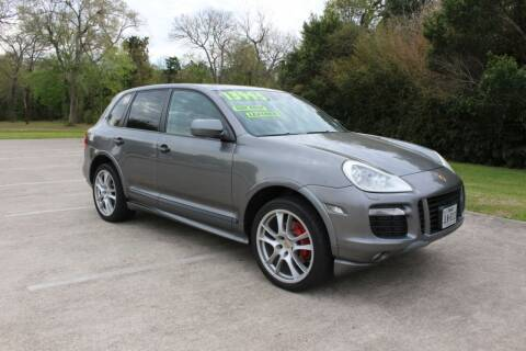2008 Porsche Cayenne for sale at Clear Lake Auto World in League City TX