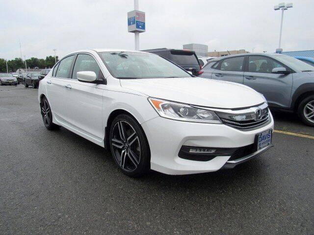 2016 Honda Accord for sale at Davis Hyundai in Ewing NJ