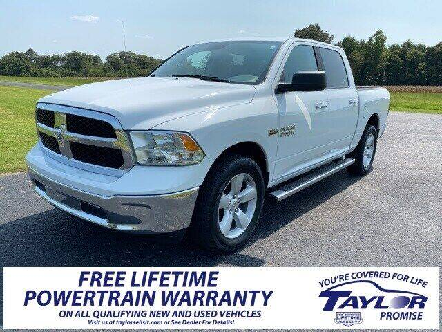 2018 RAM Ram Pickup 1500 for sale at Taylor Automotive in Martin TN