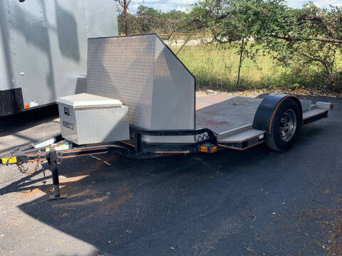 2007 Big Tex 10' MOTORCYCLE (35MC-10) for sale at Trophy Trailers in New Braunfels TX