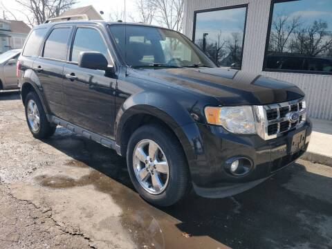2010 Ford Escape for sale at The Car Cove, LLC in Muncie IN