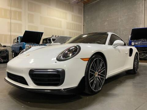 2018 Porsche 911 for sale at Platinum Motors in Portland OR