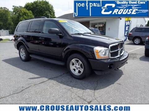 2005 Dodge Durango for sale at Joe and Paul Crouse Inc. in Columbia PA