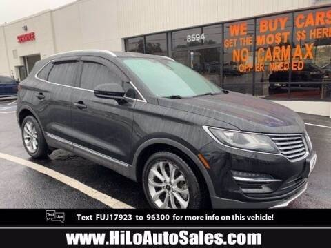 2015 Lincoln MKC for sale at Hi-Lo Auto Sales in Frederick MD