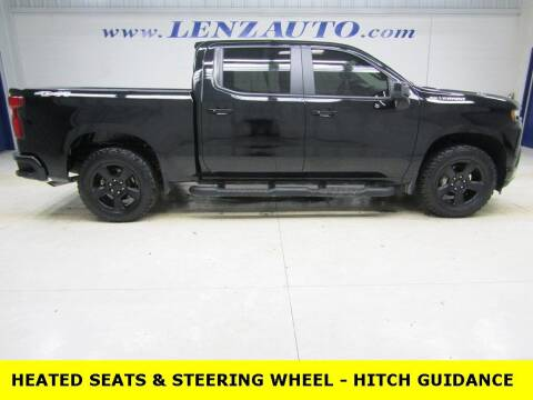 2019 Chevrolet Silverado 1500 for sale at LENZ TRUCK CENTER in Fond Du Lac WI