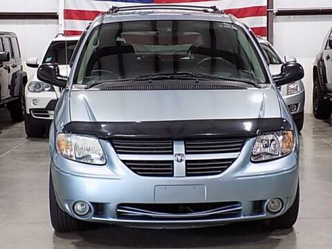 2006 Dodge Grand Caravan for sale at Texas Motor Sport in Houston TX