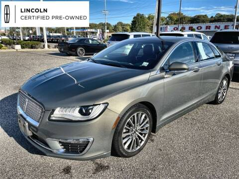 2017 Lincoln MKZ for sale at Kindle Auto Plaza in Cape May Court House NJ