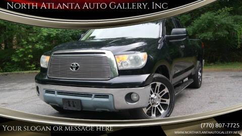 2012 Toyota Tundra for sale at North Atlanta Auto Gallery, Inc in Alpharetta GA