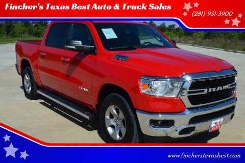 2020 RAM Ram Pickup 1500 for sale at Fincher's Texas Best Auto & Truck Sales in Tomball TX