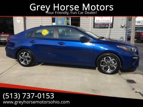 2019 Kia Forte for sale at Grey Horse Motors in Hamilton OH