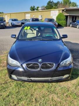 2008 BMW 5 Series for sale at IDEAL IMPORTS WEST in Rock Hill SC
