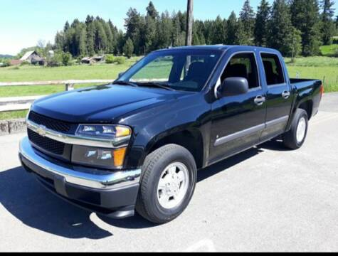 2008 Chevrolet Colorado for sale at State Street Auto Sales in Centralia WA
