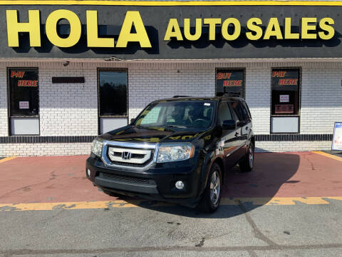 2011 Honda Pilot for sale at HOLA AUTO SALES CHAMBLEE- BUY HERE PAY HERE - in Atlanta GA