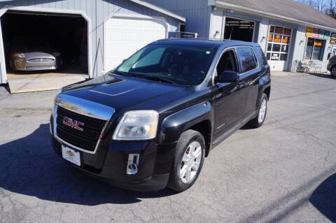 2012 GMC Terrain for sale at Autos By Joseph Inc in Highland NY