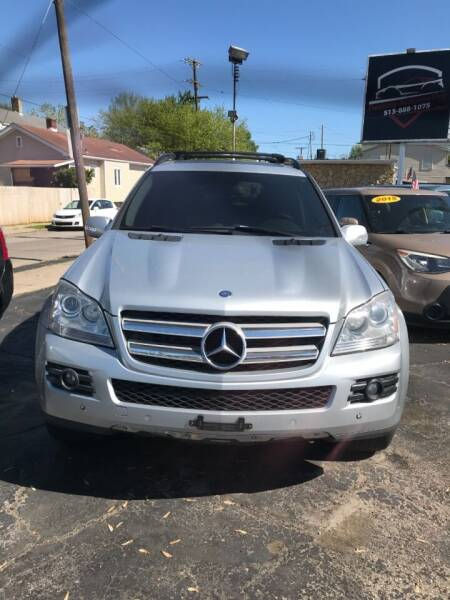 2008 Mercedes-Benz GL-Class for sale at DestanY AUTOMOTIVE in Hamilton OH