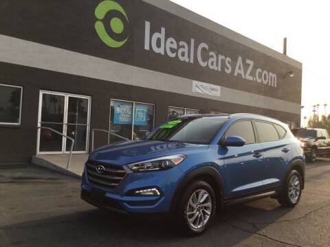 2016 Hyundai Tucson for sale at Ideal Cars Apache Junction in Apache Junction AZ