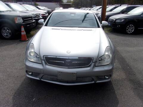 2006 Mercedes-Benz CLS for sale at Balic Autos Inc in Lanham MD