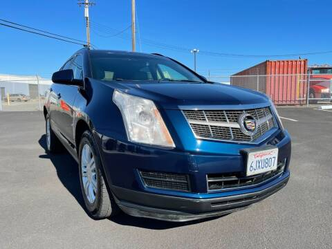 2010 Cadillac SRX for sale at Approved Autos in Sacramento CA