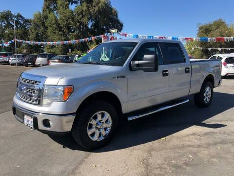 2013 Ford F-150 for sale at C J Auto Sales in Riverbank CA
