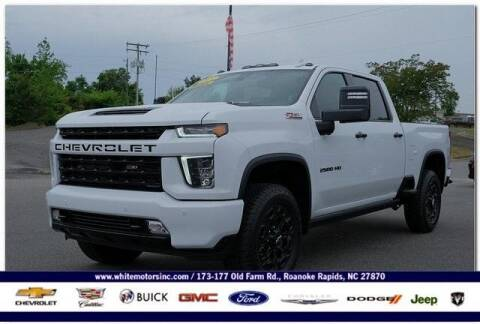 2021 Chevrolet Silverado 2500HD for sale at WHITE MOTORS INC in Roanoke Rapids NC
