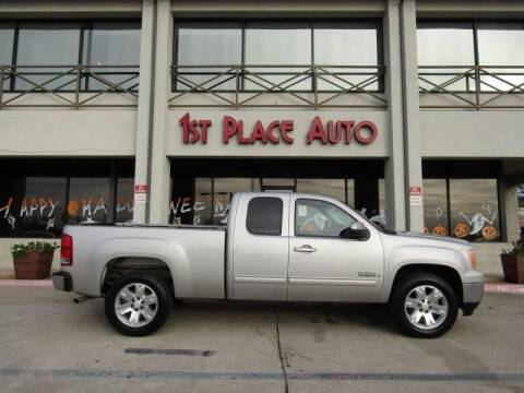 2008 GMC Sierra 1500 for sale at First Place Auto Ctr Inc in Watauga TX