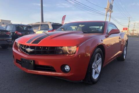2011 Chevrolet Camaro for sale at Instant Auto Sales in Chillicothe OH