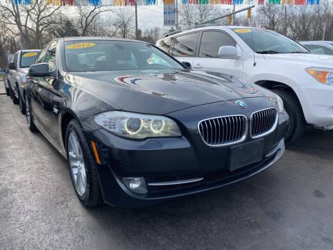 2012 BMW 5 Series for sale at WOLF'S ELITE AUTOS in Wilmington DE