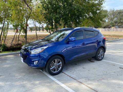 2014 Hyundai Tucson for sale at Victoria Pre-Owned in Victoria TX