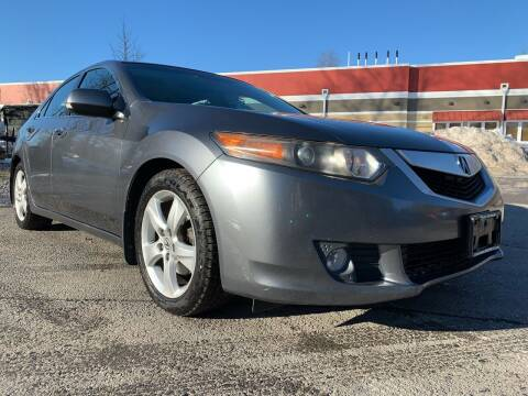 2009 Acura TSX for sale at Auto Warehouse in Poughkeepsie NY