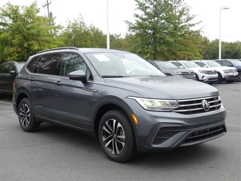 2022 Volkswagen Tiguan for sale in Sterling, VA
