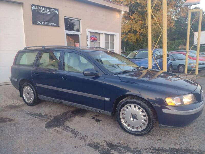 2001 Volvo V70 for sale at Sparks Auto Sales Etc in Alexis NC