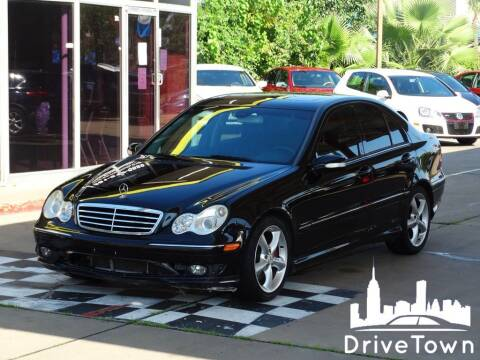 2006 Mercedes-Benz C-Class for sale at Drive Town in Houston TX