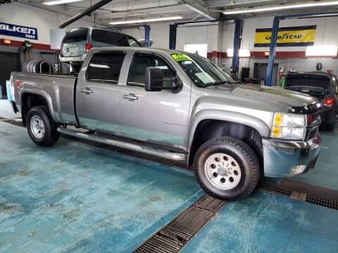 2007 Chevrolet Silverado 2500HD for sale at Stach Auto in Edgerton WI