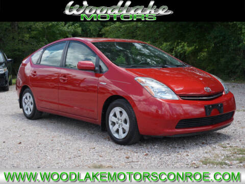 2007 Toyota Prius for sale at WOODLAKE MOTORS in Conroe TX