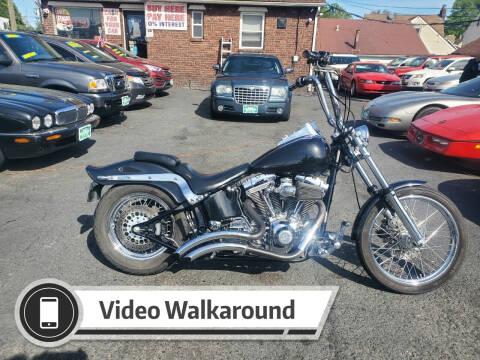 2005 Harley-Davidson FXST for sale at Kar Connection in Little Ferry NJ