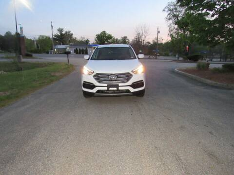 2018 Hyundai Santa Fe Sport for sale at Heritage Truck and Auto Inc. in Londonderry NH