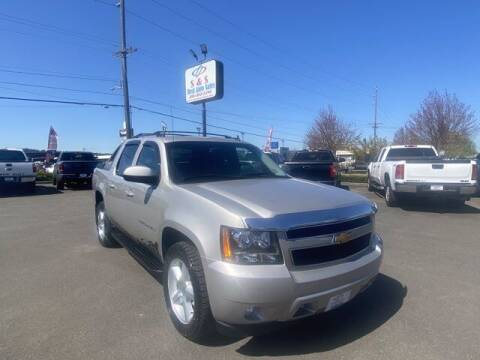 2009 Chevrolet Avalanche for sale at S&S Best Auto Sales LLC in Auburn WA