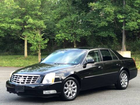 2008 Cadillac DTS for sale at Diamond Automobile Exchange in Woodbridge VA