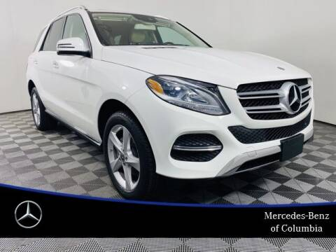 2018 Mercedes-Benz GLE for sale at Preowned of Columbia in Columbia MO
